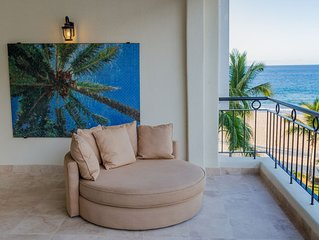 TBB 2402- BEAUTIFUL TWO BEDROOMS OCEAN FRONT