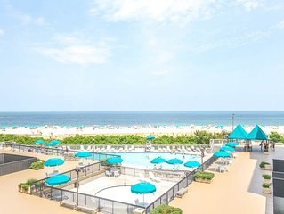 F301: 3BR Sea Colony Oceanfront Condo | Beach, Pools, Tennis ...