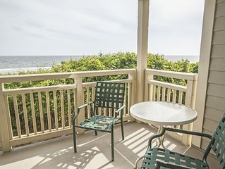 Sea-Anctuary: 2 BR / 2 BA condo in Caswell Beach, Sleeps 4
