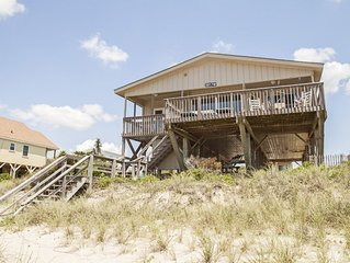 Ready Reserve: 4 BR / 2 BA home in Oak Island, Sleeps 10