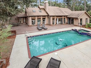 Completely updated home in Shipyard Plantation!!