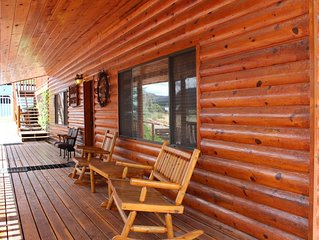 Come enjoy the view overlooking the Greer Meadow and Little Colorado River from