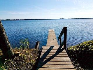 Whispering Shores on Brevort Lake