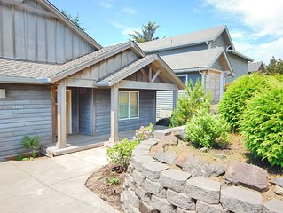 Beach Bunkhouse, big 7 bdrm home with great views. Bring the whole family.