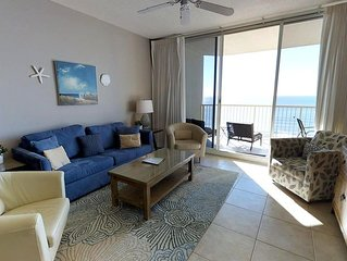 Life is better with a beachfront view!  Recently Updated Condo Throughout! Doral