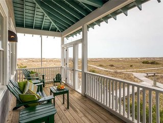 Paradise: 3 BR / 3.5 BA rental homes in Bald Head Island, Sleeps 6