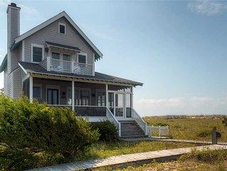 Paradise: 3 BR / 3.5 BA rental homes in Bald Head Island, Sleeps 6