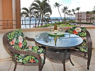 IS305 - Beautifully Upgraded Maui Oceanview Condo on Ma'alaea Bay is an Unbeliev