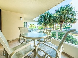 $1600/mo 4 Winter☀Hot Tub☀Holiday Isle☀2x Sanitizing Process☀2BR East Pass 102