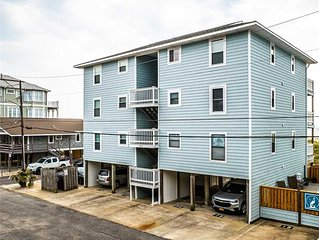 Ablusea-Sands III 2B: 2 BR / 2 BA house in Carolina Beach, Sleeps 6