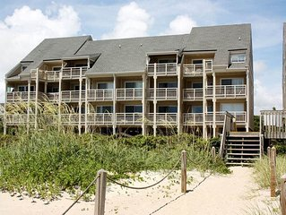 Kathys Vista: 2 BR / 1 BA condo in Caswell Beach, Sleeps 4