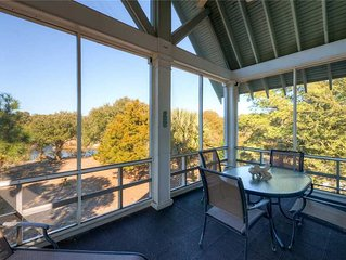 All Inn: 3 BR / 3.5 BA rental homes in Bald Head Island, Sleeps 11