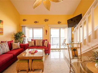 43- Best views of the BEACH from the balcony of this beautiful condo! Coral Reef