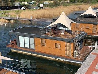 Hausboot Harmonie Entspannung pur