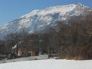 Maison de charme,  destination  Alpes du Sud, Rallye Monte Carlo.
