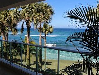 Beachfront Penthouse in Sosúa/Cabarete - 5 Bed Condo Rental