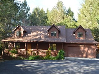 Blackberry Cottage located next to Wineberry Lodge