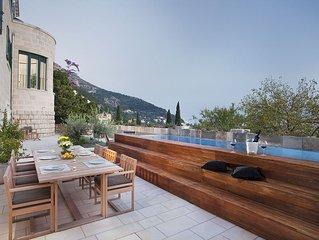 Villa Paulina Is Located In Dubrovnik's Most Elite Residential Neighbourhood