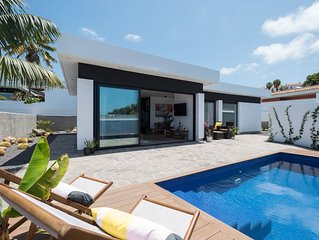 Finished May 19 New Villa & Private Pool, 2.5 km close to center, Netflix, wifi
