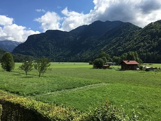 Apartment in Samoens with stunning views and free wi-fi
