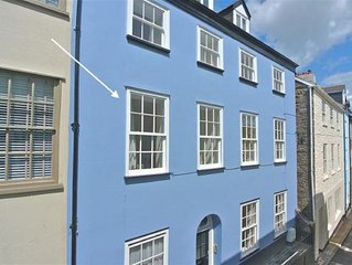 Superb Georgian Style Apartment - close to River Dart