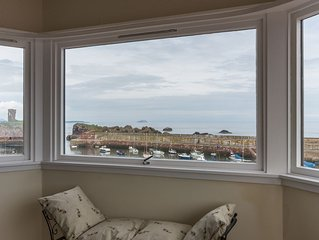 Spacious Apartment in Stunning Coastal Location, East Lothian, Scotland