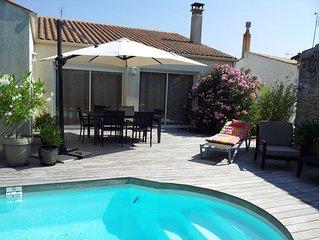 Maison a louer - La Rochelle - Lhoumeau