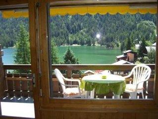 Champex Lac: Appartement dans résidence