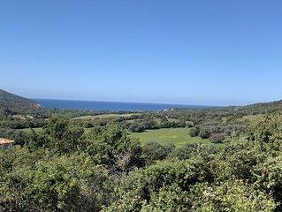 Mer, Piscine et tranquilité : 2 villas 2 chambres vue panoramique, idéal famille