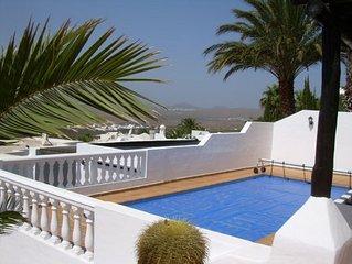 Casa Paulina   Super 3 Bed 3 Bath Villa with Heated Pool in quiet setting
