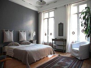 Tres joli appartement 75m2 dans zone touristique et culturelle du  Vieux Port