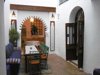 Casa en la medina con patio