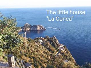 The Little House 'La Conca' - Costiera Amalfitana