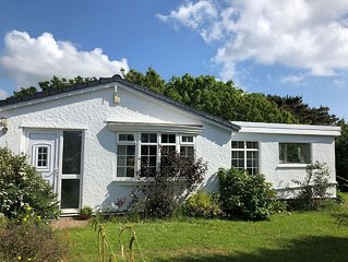 3 Bedroom Bungalow with large secure garden close to Sandy Beaches
