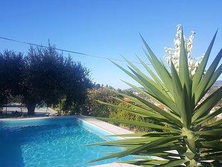 Appartamento in  Villa con piscina ad Imperia, Liguria Wifi gratuito
