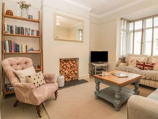 Newly Refurbished, 3 Bedroom House in central Salcombe
