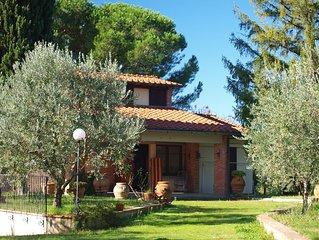 Villa Andrei, un bagno di relax nella Campagna toscana