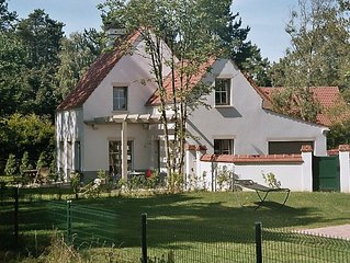 Hardelot-plage large comfortable holiday villa on the fairway 'Golf des Pins'