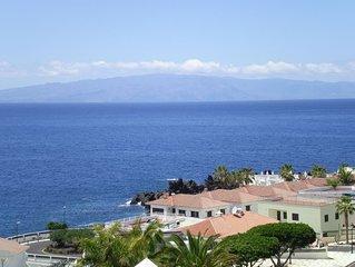 Tenerife, Playa La Arena: con wifi gratuito, la playa a 300 metros