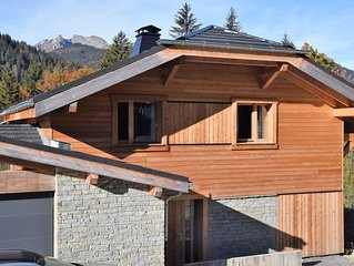 New Luxury Self Catered Chalet with hot tub, Morzine-Avoriaz, Portes Du Soleil