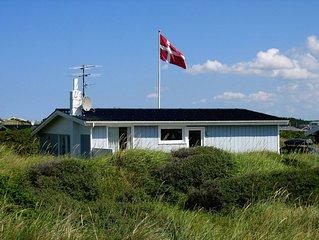 100 meters from the beach in Løkken