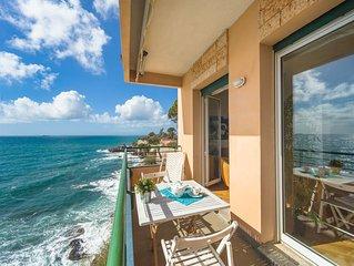 Appartamento vista mare Genova Nervi - Amazing seaview apartment