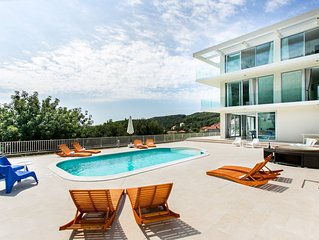 Luxury Five Star Villa near Dubrovnik is perfect place for group vacation