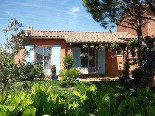 Komfortables Haus fur 4 Personen im Herzen der Provence mit Gemeinschaftspool