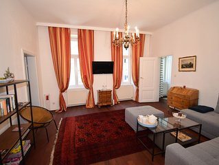 Neue große 3-Zimmer-Luxus-Familien-Wohung