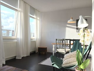 Apartment am Meer 500m vom Strand von Scheveningen!