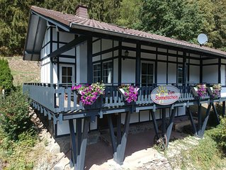 Erholsamen Urlaub mitten im Nationalpark Eifel