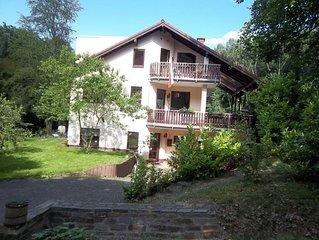 Exklusives Haus für Naturliebhaber im schönen Ahrweiler, Hunde willkommen