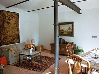 Stilvolles Ferienhaus mit Terrasse - gemütliche Ausstattung im Zentrum v. Weimar