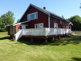 Schwedenhaus am Kornsjon, freies WLAN